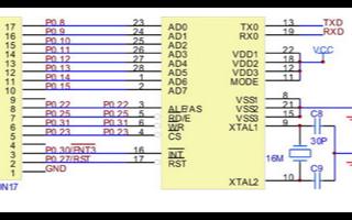 基于LPC2131处理器和SJA1000芯片实现CAN通信系统的设计