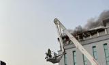 台湾半导体大厂强茂发生火灾