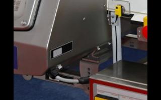 超远距离横向激光对射应用于桥梁防撞预警系统