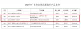 """比亚迪半导体产品模块入选""""2020年广东省名优高新技术产品"""""""
