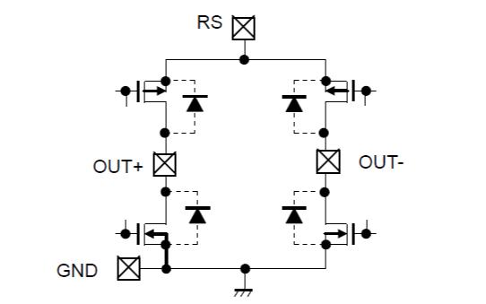TB67S109AFTG和TB67S109AFNG时钟控制双极步进电机驱动器的数据手册