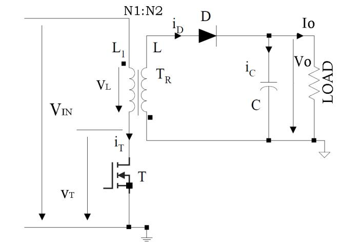 采用单片机作为控制单元的反激式SMPS