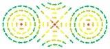 关于在非极性介质中设计产生极性拓扑结构的研究结论