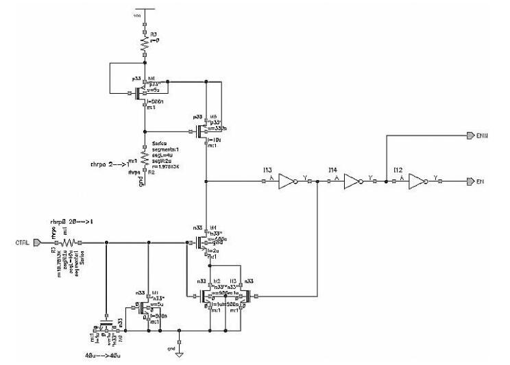 射频芯片的LDO电路设计报告