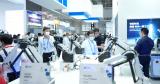 越疆科技協作機器人全產品矩陣、全行業應用方案演示圓滿收官