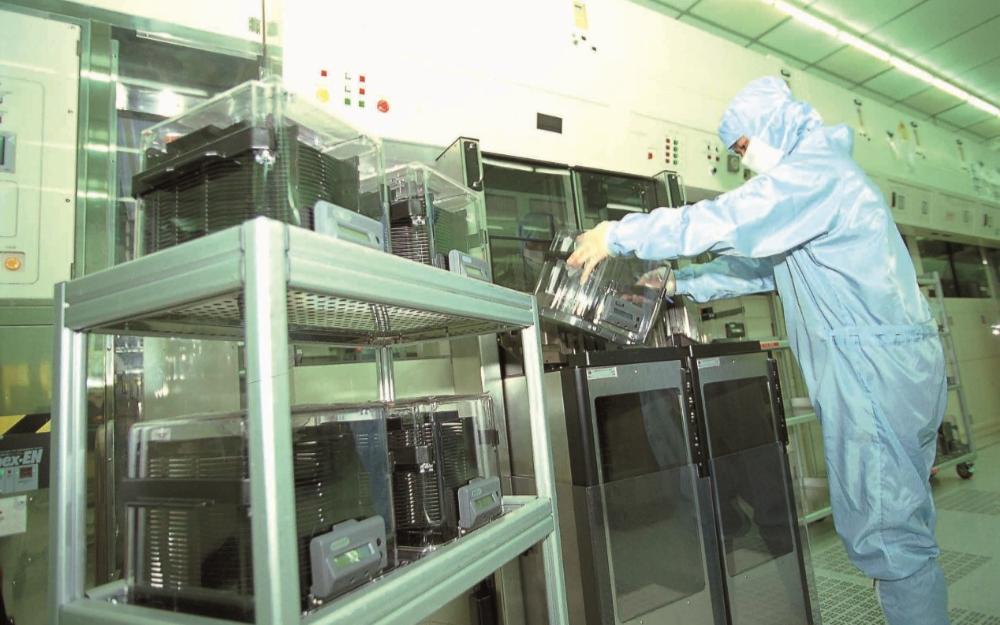 賽微電子擬投資10億元建6-8英寸硅基氮化鎵功率器件產線