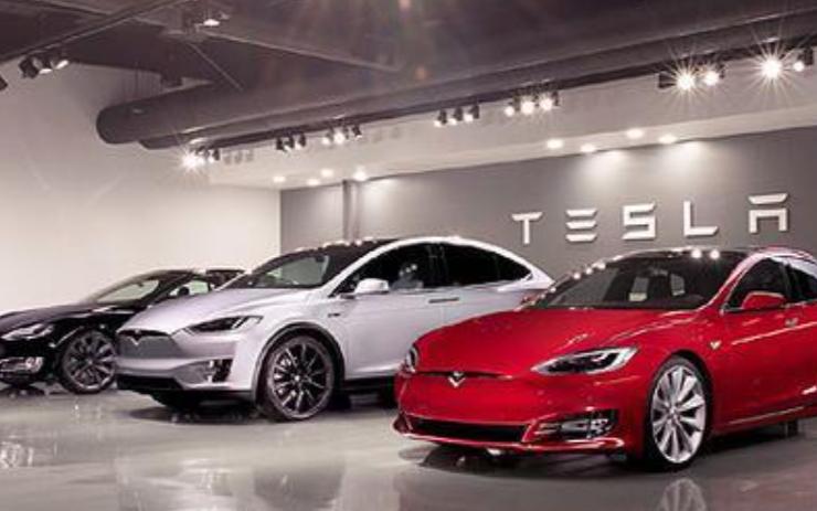 特斯拉第一季度交付18.48万辆新能源汽车 ModelS和ModelX产量降至零