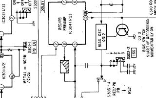 索尼随身听WM-W800维修手册下载