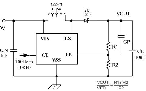 恒流升压DC-DC转换器驱动OLED芯片FH4004