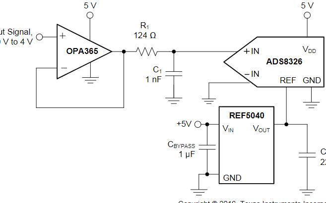 低噪声高精度电压基准REF50xx规格说明书