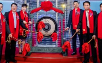 芯碁微裝在上海證券交易所科創板上市