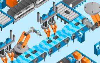 小型前移式无人叉车助力企业实现智能化生产管理
