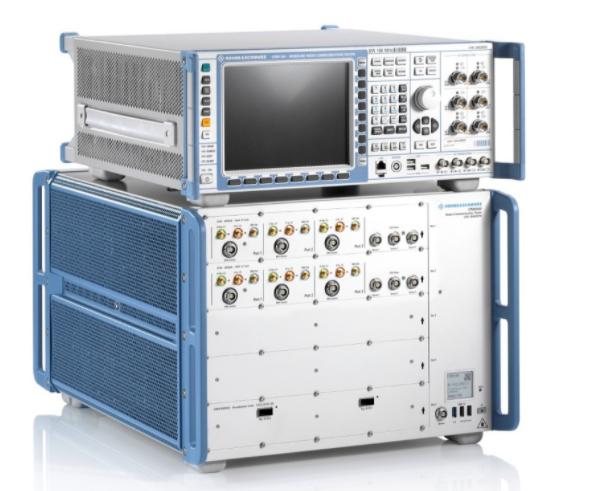 GCF验证了Rohde&Schwarz的IMS测试用例是否符合5G NR协议