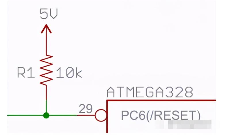 上拉电阻的大小如何选择?上拉电阻如何计算?