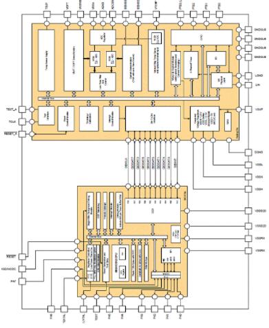 汽车智能电池传感器MM912J637的主要特性及应用电路