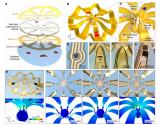 """栾海文把3D生物电子系统与3D人类神经结合,可感知""""微型脑""""问世"""