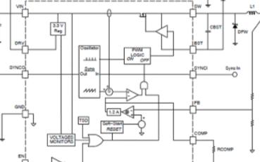 固定频率降压转换器NCV890101的特点性能及应用电路
