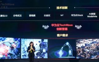 2020年第四季度中华为云位居中国公有云市场第二