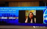 华为Fellow朱佩英博士发表主题演讲《无尽的前沿:从5G到5.5G》