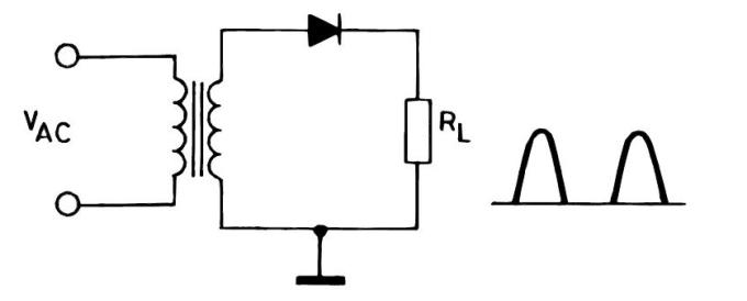 電源設計:全波整流器和半波整流器