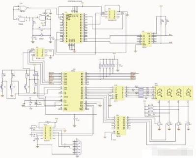 基于AT89S52B微处理器和EPM7064芯片实现超检测工装的设计