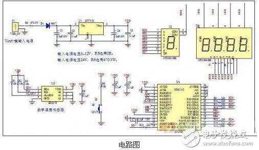 利用I2C通信接口实现测温的设计方案