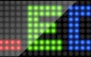 LED异形屏的分类介绍