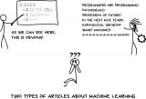 关于机器学习通俗易懂的讲解