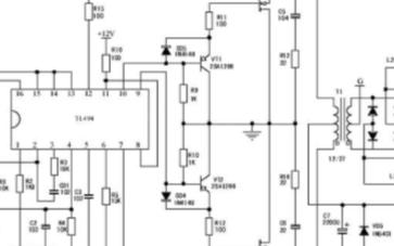 DC-DC變換器TL494的功能特點及在汽車音響電源中的應用