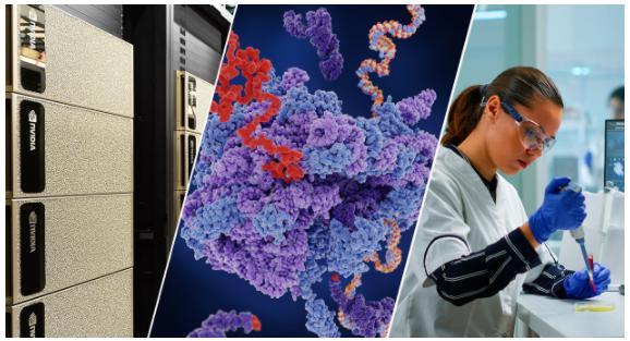 NVIDIA携手阿斯利康和佛罗里达大学健康学院实现AI药物探索突破