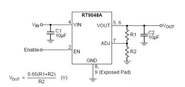 负载能力1.5A、满载最小压差达300mV的低压差线性稳压器设计