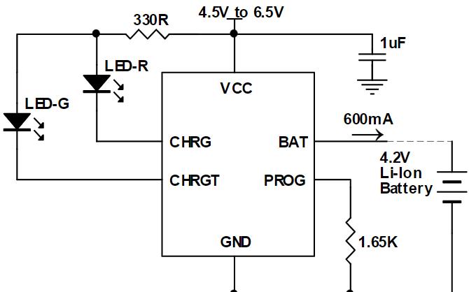 USB充电器芯片SC9017数据手册下载