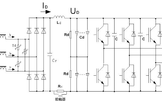 讲解变频器案例之主回路设计和计算