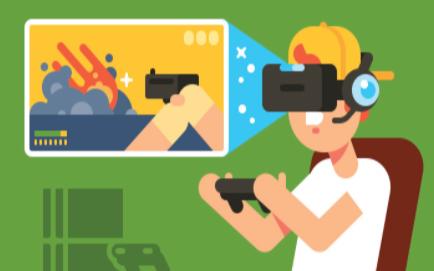 5G通信、VR虚拟现实、电子竞技碰在一起会擦出怎样激情的火花呢?