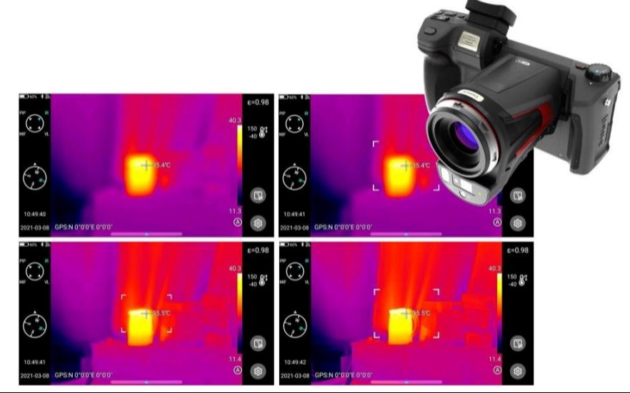 0.4S極速自動對焦|高德智感PS系列高性能紅外熱像儀,全球首發
