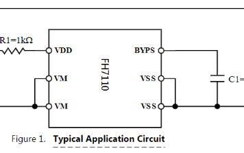 锂电池充电管理芯片FH7110数据手册
