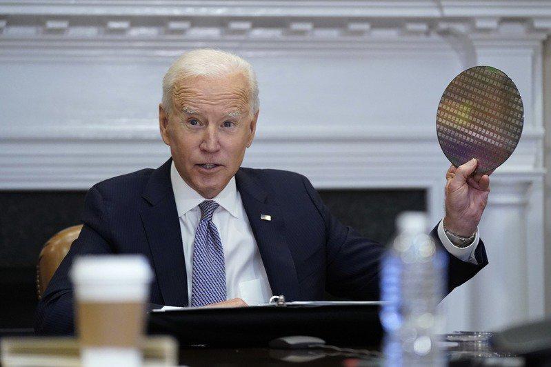拜登:中国欲主导半导体供应链,美国不能坐视