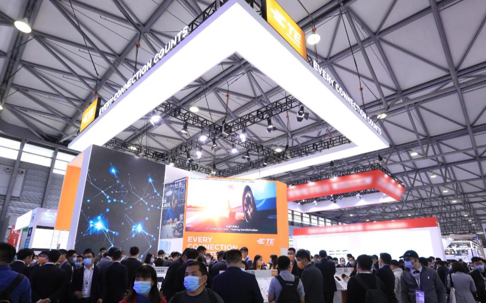 "TE Connectivity亮相2021慕尼黑上海电子展,展现""科技互连成就人类互连"""