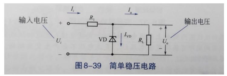 常見的穩壓電流程圖式電路圖詳解