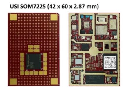 环旭电子采用模块化设计推出SOM7225 5G模块 抢攻物联网装置市场