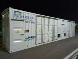 瑞浦能源集装箱储能出口项目批量交付中,11MWh...