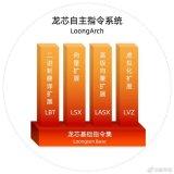 龙芯推出自主指令系统架构LoongArch