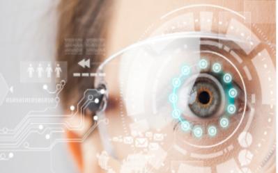 Mojo Vision研发低功耗芯可片增强现实隐形眼镜
