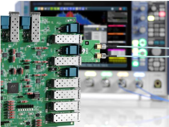 罗德与施瓦茨宣布新的IEEE 802.3ch MultiGBASE-T1汽车以太网标准一致性测试解决方案