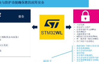 STM32WL LoRa無線系統芯片如何保證MCU安全?