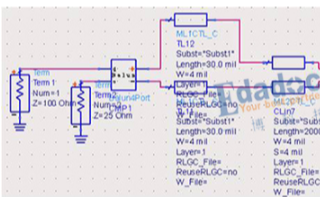 PCB设计中耦合的松紧有何影响?