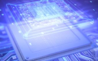 8位串行或并行输出移位寄存器芯片74HC595