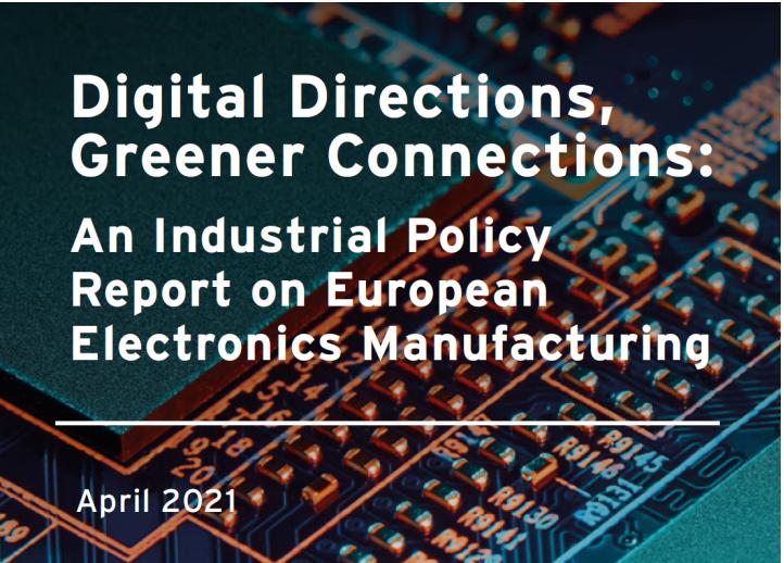 IPC最新報告:歐洲的經濟復蘇和長期未來取決于對電子制造業的關注度