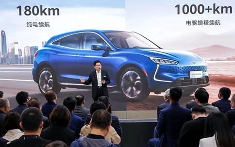 华为常务董事、消费者CEO余承东:卖车可以弥补手机失去的利润