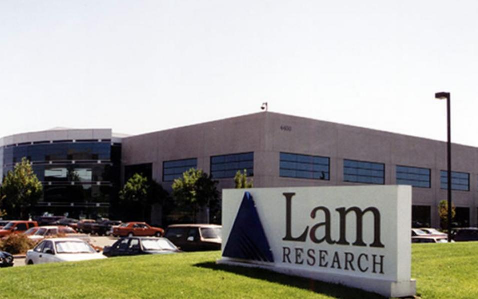 半導體設備大廠Lam ResearchQ3營收創紀錄 三分之一營收來自中國